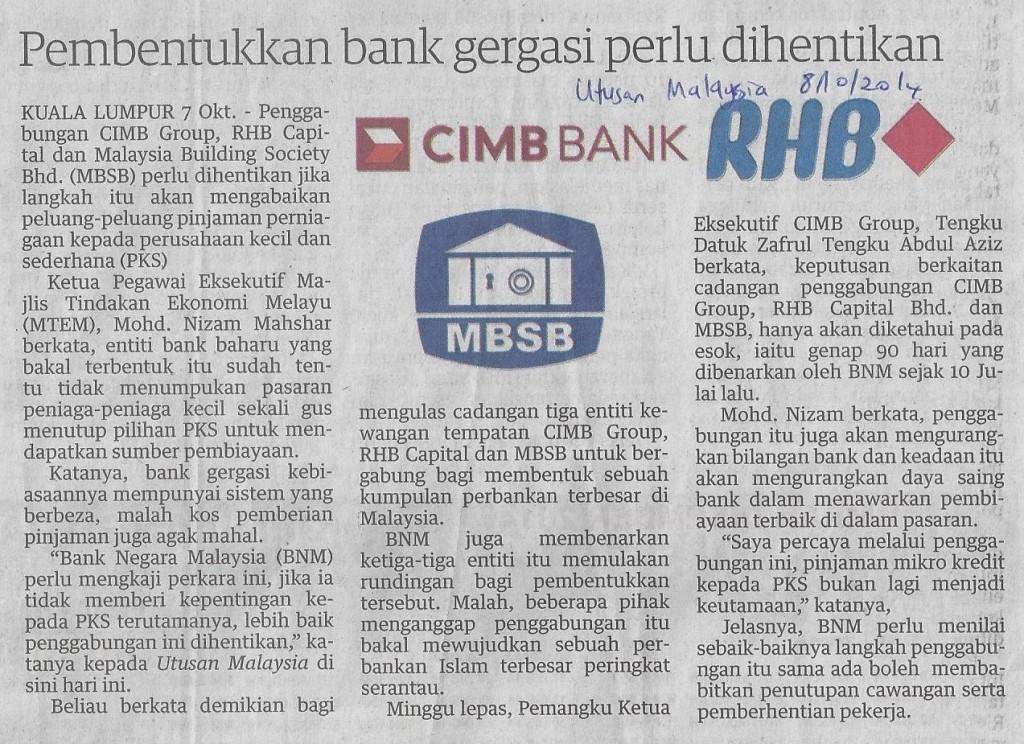bank gergasi