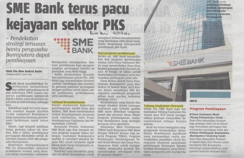 sme bank pks